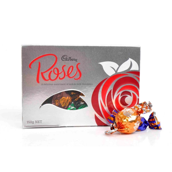 Cadbury Roses Chocolate 150g